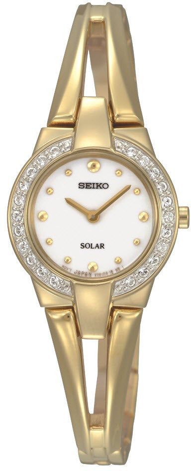 Seiko Watch Solar Powered Ladies