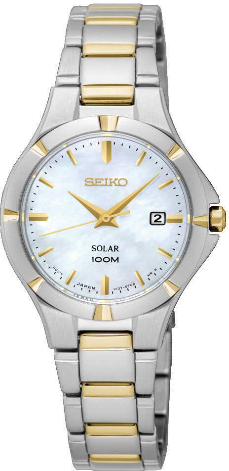 Seiko Watch Solar Ladies