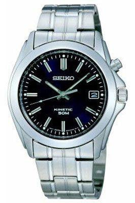 Seiko Kinetic Mens