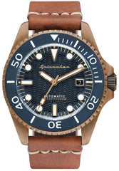 Spinnaker Watch Tesei Bronze