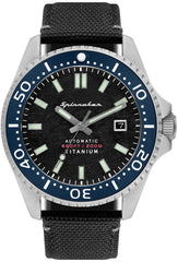 Spinnaker Watch Tesei Titanium