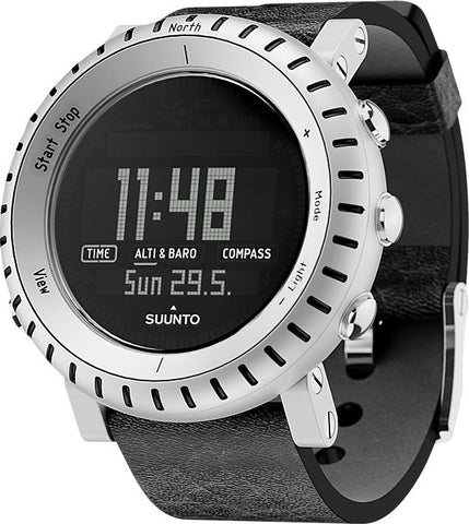 Suunto Watch Core Alu Black D