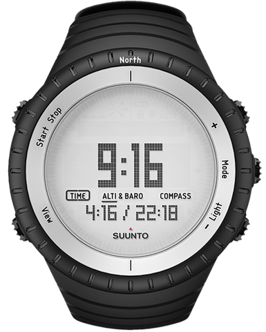 Suunto Watch Core Glacier Gray