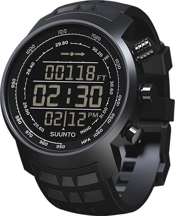 Suunto Watch Elementum Terra All Black