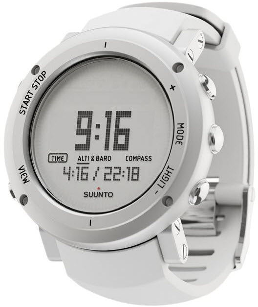 Suunto Watch Core Alu Pure White