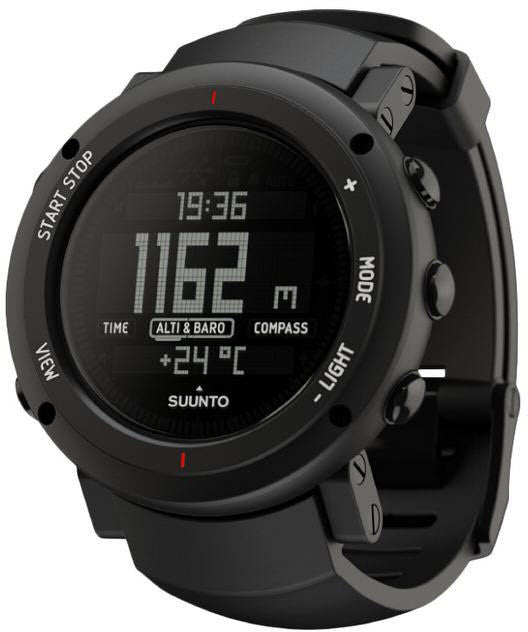 Suunto Watch Core Alu Deep Black