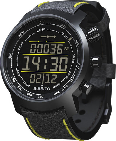 Suunto Watch Elementum Terra Black Yellow S
