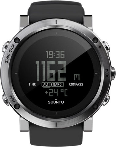 Suunto Watch Core Brushed Steel