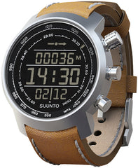 Suunto Watch Elementum Terra Brown Leather
