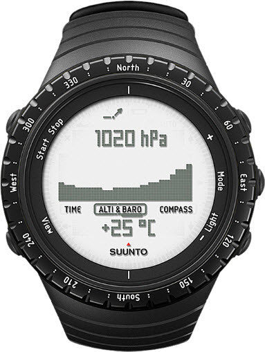 Suunto Watch Core Regular Black