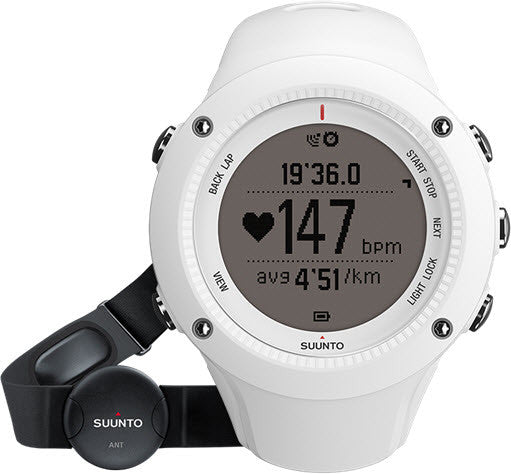 Suunto Watch Ambit2 R White (HR) D