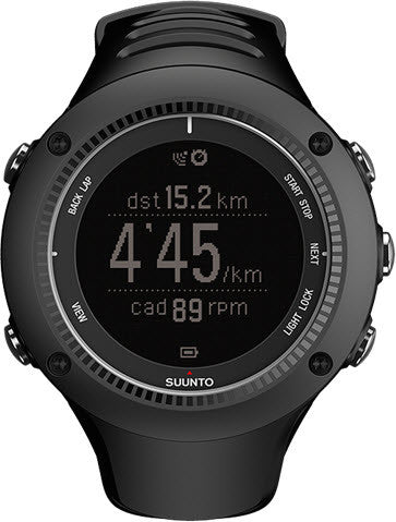 Suunto Watch Ambit2 R Black D