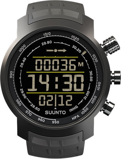 Suunto Watch Elementum Terra Stealth D