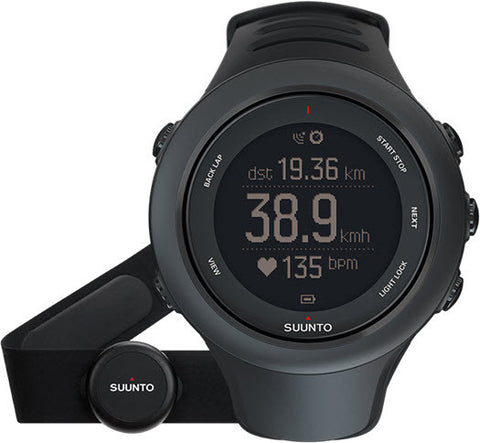 Suunto Watch Ambit3 Sports Black (HR) D