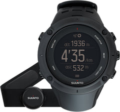 Suunto Watch Ambit3 Peak Black (HR)
