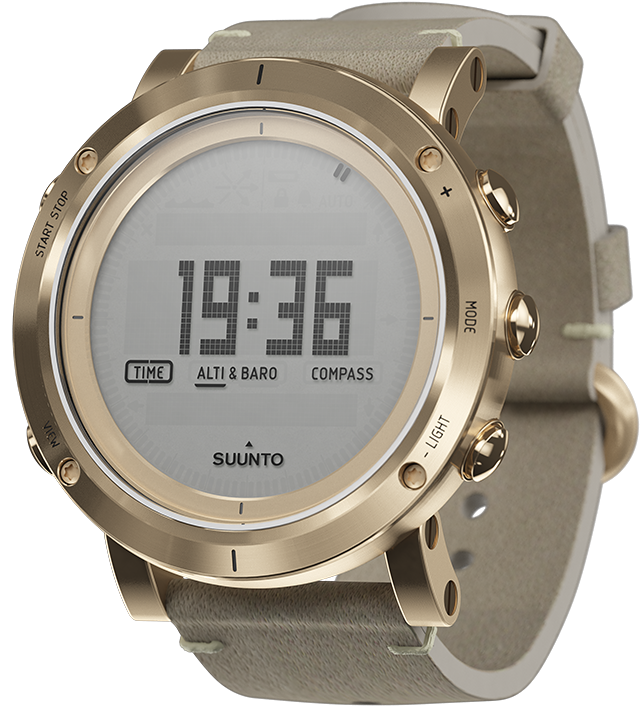 Suunto Watch Essential Gold