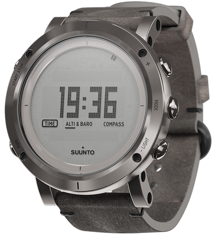 Suunto Watch Essential Steel