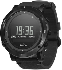Suunto Watch Essential Carbon