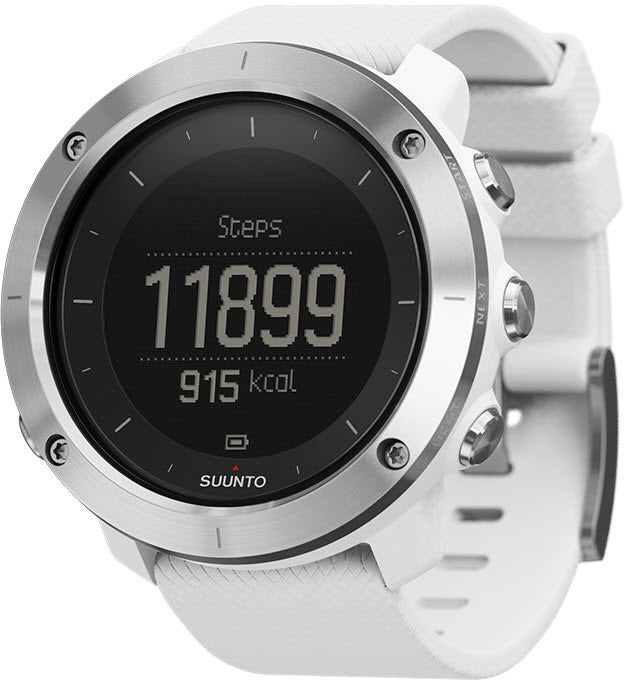 Suunto Watch Traverse White GPS