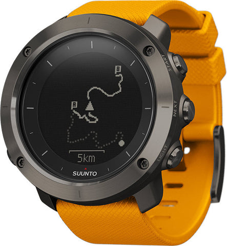 Suunto Watch Traverse Amber GPS