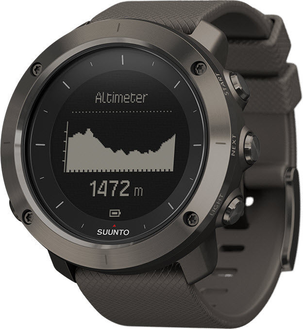 Suunto Watch Traverse Graphite GPS