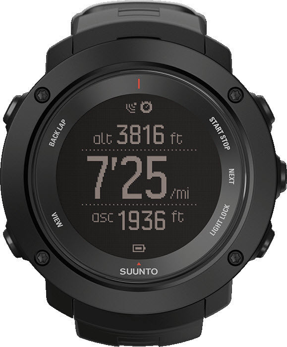 Suunto Watch Ambit3 Verticle Black