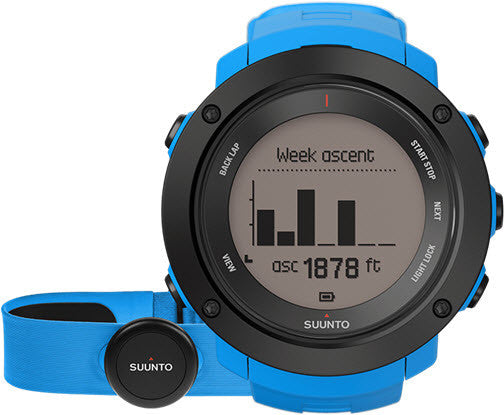 Suunto Watch Ambit3 Verticle Blue HR