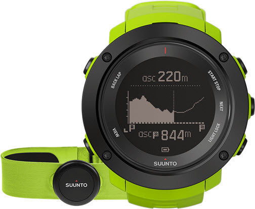 Suunto Watch Ambit3 Verticle Lime HR