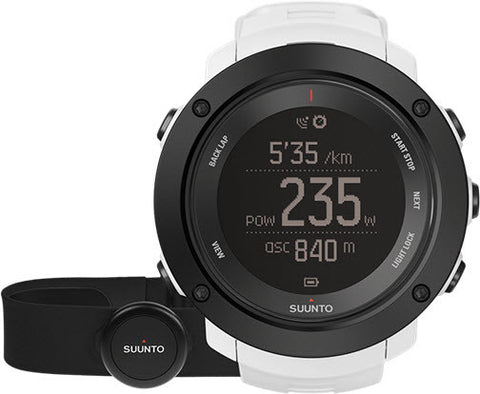Suunto Watch Ambit3 Verticle White HR