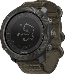 Suunto Watch Traverse Alpha Foliage