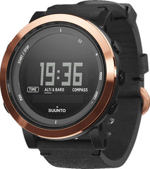 Suunto Watch  Essential Ceramic Copper Black