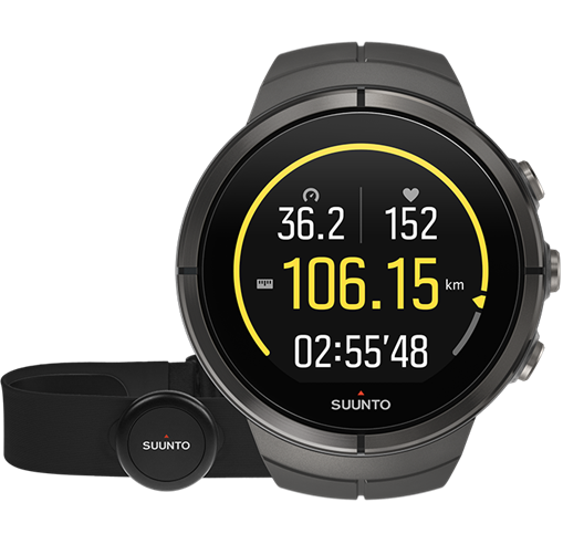 Suunto Watch Spartan Ultra Stealth Titanium HR