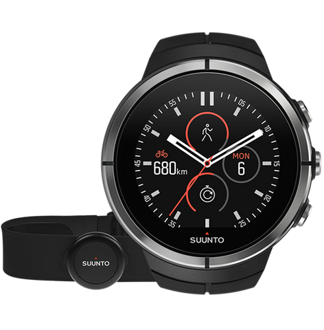 Suunto Watch Spartan Ultra Black HR