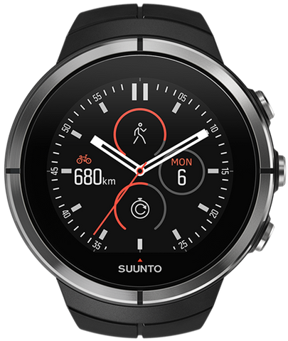 Suunto Watch Spartan Ultra Black