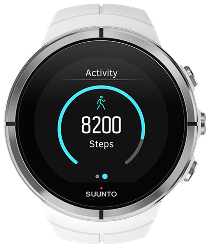 Suunto Watch Spartan Ultra White