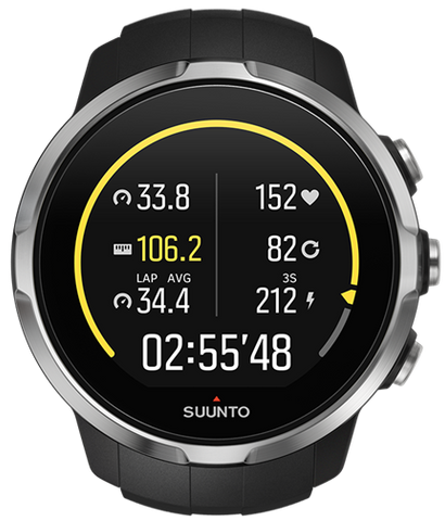 Suunto Watch Spartan Sport Black