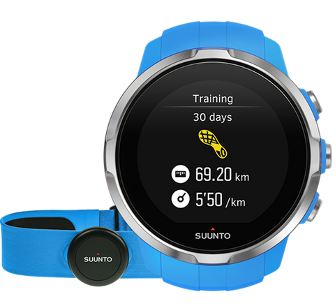 Suunto Watch Spartan Sport Blue HR