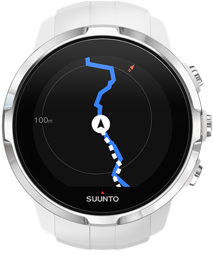 Suunto Watch Spartan Sport White