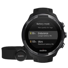 Suunto Watch Suunto 9 Baro Black HR Belt