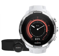 Suunto Watch Suunto 9 Baro White HR Belt