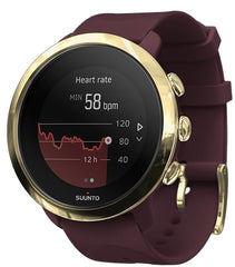 Suunto Watch Suunto 3 Fitness Burgundy