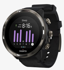 Suunto Watch Suunto 9 Baro Titanium Leather
