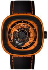 SevenFriday Watch Orange P1/03