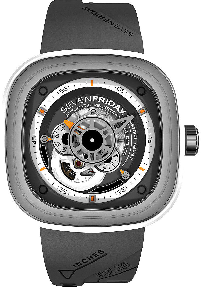 SevenFriday Watch Bully P3/03 D