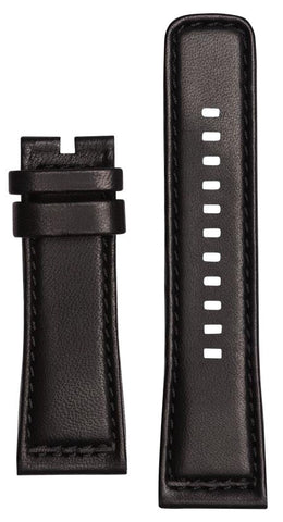 SevenFriday Strap Calf Leather Black P1/01 Regular