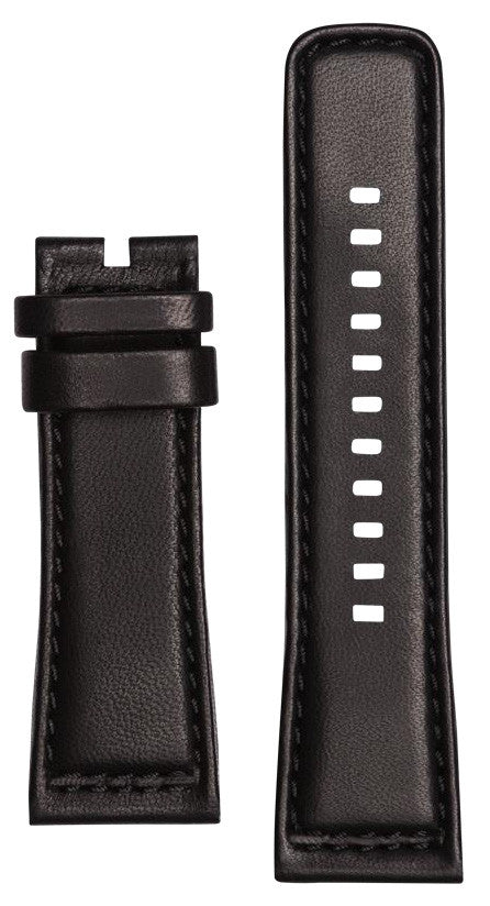 SevenFriday Strap Calf Leather Black P1/01 XS