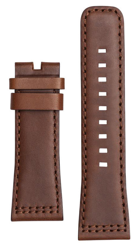 SevenFriday Strap Calf Leather Brown P2/01 New Regular