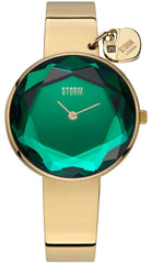 Storm Watch Alya Gold Lazer Green Ladies