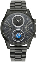 Storm Watch Globe X Titanium Mens