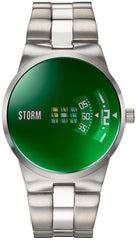 Storm Watch New Remi Lazer Green Mens